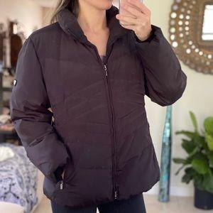Anne Klein • Down-insulated puffer jacket